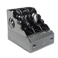 "Wholesale bay hub - Wholesale- 3 SATA Bay Hard Drive to USB 3.0 HDD Dock Docking Station For 2.5"" 3.5"" SATA HDD Up to 4TB w 2 port USB3.0 HUB"
