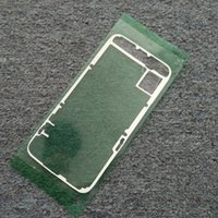Wholesale battery for samsung note edge resale online - For Samsung Galaxy S7 G930 s7 edge S6 S6 Edge Note N920 New Original Battery Housing Back Cover Adhesive Tape