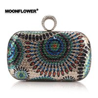 Wholesale Beaded Pillow Green - Pillow TenTop-A Best Price Women's Dazzling Sequins Finger Evening Bag Beaded Sequin Clutch Bags, OL Business Dinner Clutch Bag 5Color