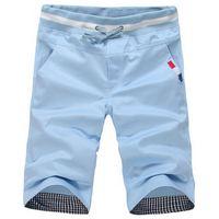 Wholesale Cheap Short Pants Men Wholesale - Wholesale-Cheap Sales 2016 Summer New fashion men's Shorts Men casual Shorts cotton Men solid color Short pants beach