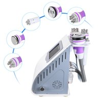 Wholesale Strong Slimming Cavitation Machine - Ultrasonic Cellulite Removal Machine for Fat Reduction Body Shaping Face Lifting Liposuction Cavitation Slimming Tripolar RF Strong Vacuum