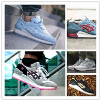 Wholesale Body America - Gel Lyte V 5 RESPECTOR Captain America Outdoor 3 Casual Shoes Men And Women Lightweight Breathable Athletic Sneakers size 36-44