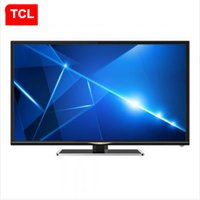 Wholesale Hotel Network - TCL D32E161 32 inches high definition network LED LCD TV Popular product! bead light black perfect A+ screen 1366*768