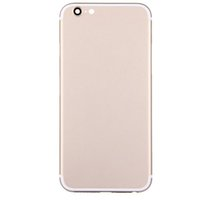 Wholesale Iphone Back Logo - Customize Patern Back Cover for iPhone 6 6s 6 Plus like 7 Style Back Housing Rear Battery Housing with Logo