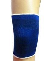 1pc / lot Hot Sales Sports Athletic Elastic Knee soutien de sécurité Pad Brace compression manchon bandage enveloppement coude