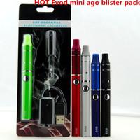 Wholesale ago g5 vape pen for sale - Group buy Evod Mini Ago G5 Blister Packs Vape Kit Electronic Cigarettes Ego Battery Starter Kits for Vaporizer Dry Herb Ecigarette Vape Pens