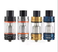 SMOK TFV8 Kit completo serbatoio 6ml Top Refill Contenitore sub ohm Gold Blue Nero SS TFV8 Cloud Beast Kit serbatoio clone fit GX350 R80
