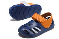 Wholesale Kinds Sandals - 2017 new kind clogs Leather Brand New kids Thong Sandals Summer Women Beach Sandals Famous Flip Fllops