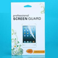 Wholesale Retail Box Package Ipad - Sound waves Empty Retail Package Paper for Tempered Glass Screen Protector Package packaging boxes for ipad mini air Pro 2 3 4 5