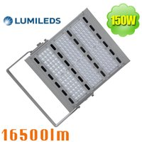 Wholesale Advertising Landscaping - High Power SMD3030 outdoor tennis court advertising flood lighting 150W IP65 waterproof wall wash landscape yard lights