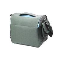 Wholesale Hard Dslr Camera Bag - Camera Bag Case Single Shoulder for Nikon Canon Sony Panasonic SLR DSLR Camera D1233