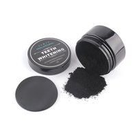 Wholesale Wholesale Tea Powder - Natural Organic Activated Charcoal Natural Teeth Whitening Powder Remove Smoke Tea Coffee Yellow Stains Bad Breath Oral Care 30g pc