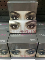 Wholesale H Strip - H DA False Eyelashes Eyelash Extensions handmade Fake Lashes Voluminous Fake Eyelashes For Eye Lashes Makeup Kyli Cosmetics