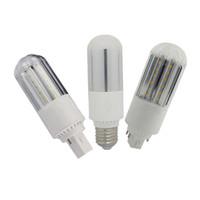 levou luz de luz pl venda por atacado-SMD2835 PL lâmpada led G24 B22 G23 E27 led milho lâmpada 9 W 12 W 15 W 18 W G24q CFL lâmpadas substituição 360 lâmpadas led