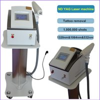 Wholesale Doll Import - black doll treatment 1000mj professional q switched nd yag laser tattoo removal led photo skin rejuvenation American imported lamp