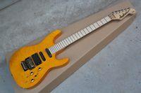 Wholesale Maple Finish - new SL2H USA Soloist Maple neck Active pickups finish inlays signature Custom Body 6 strings Jackson electric guitar