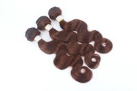 bakire hint dalgalı saç 22 toptan satış-Brazillian Vücut Dalga İşlenmemiş Brezilyalı perulu hint Virgin İnsan Saç Toptan Islak Ve Dalgalı Brezilyalı Saç Örgü Demetleri