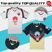Wholesale thai quality mexico jerseys - New 2018 Futbol America home Soccer Jersey 2017 Mexico Culb Football Shirt Futbol America away Thai Quality Jerseys 17 18