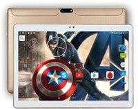 Wholesale dhl free shipping android tablets resale online - New inch Octa Core G Tablet GB RAM GB ROM Dual Cameras Android Tablet inch DHL