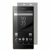 Cheap For Sony For Xperia Z5 Tempered Glass Best with box Tempered Glass For sony xperia z5 privacy