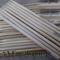 Wholesale Percussion Band Instruments - Wholesale- 5A Eucalyptus Drum Stick Music Band Wiooden Rock Drumsticks Baqueta Percussion Vara Do Cilindro Trommelstock Musical Instrument