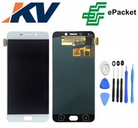 Wholesale oppo screen - For OPPO R9S Plus LCD Touch Digitizer Assembly High Quality Grade A+++ No Dead Pixel 1PCS With Free DHL And Repair Tool Kit