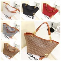 Wholesale Hot Brand Handbag - HOTTEST Brand New High Quality Canvas Chain shoulder fashion bags Casual fashion handbag fringed decoration single shoulder chain bag