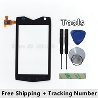 Wholesale Mann Zug3 - Wholesale- 100% QC PASS Touch Screen Digitizer Glass Panel For Mann zug 3 zug3 A18 ip68