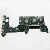 ATX Apple SATA For Macbook A1226 Motherboard Laptop Logic Board CPU T7500 2.2GHZ 661-4956 820-2101-A 2008 Year Original Tested Perfect Working