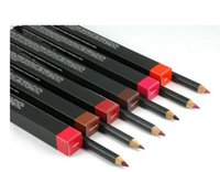 Wholesale Crayon Eyeliner Pencil - NEW LIP EYE LINER PENCIL CRAYON EYELINER 1.45G