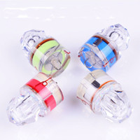 Frete grátis hot sell coloerful LED Deep Drop Underwater Diamond Fishing Flashing Light Bait Lure Squid Strobe