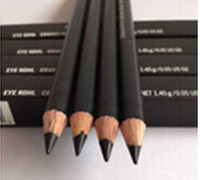 Wholesale Pencil Products - 10 PCS FREE GIFT + FREE SHIPPING HOT high quality Best-Selling New Products Black Eyeliner Pencil Eye Kohl With Box 1.45g
