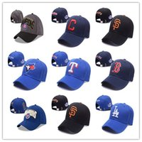 Wholesale Green Cubs Hat - Free Shipping Baseball Series Hat LA Baseball Cap American Baseball Cubs Champion Cap