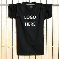 organic cotton t shirts wholesale - CUSTOM MADE MEN S COTTON T SHIRT BIG SIZE TOPS TEES HFCMT052