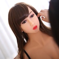 Wholesale Big Ass Sexy Dolls - Silicone Sex Dolls For Women 148cm Real Love Doll Life Size Realistic Big Boobs Ass Pussy Vagina Blow Up Sexy Mannequin Japanese