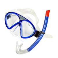 Wholesale Children Snorkel - Winmax Cheap Price Fashion Funny Silicone Diving Set including Diving Mask and Snorkel for Children using