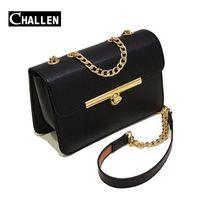 Wholesale Italian Cross - Wholesale- famous designer purse luxury brand handbags 2016 women bags female messenger italian leather bag handbag fashion chain small b