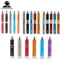 Original Yocan Vaporizer Evolve Plus Evolve C Evolve D Cirage à fines herbes Vape Pen Kit Cheap Hot Selling En Stock