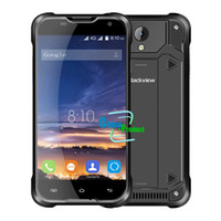 Blackview BV5000 Smartphone IP67 impermeável 5.0 polegadas MTK6735 Quad Core telefone celular 2GB + 16GB Android 5.1 Dual SIM Cell Phone
