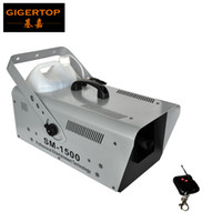 Wholesale unit oil - Freeshipping 4 Unit 1500W Snow Machine Stage Effect Equipment with Wireless Controller Big Snow Oil Tank CE ROHS EU US Plug