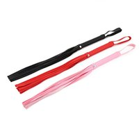 Wholesale Leather Goods Adult - good quality Delicate Leather Paddle spank For Couples Sex Toys Adult Games Spanking slave For Couples Sex Products