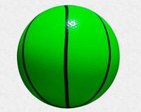 Wholesale Small Inflatable Balls - Indoor and outdoor children's toys kindergarten children basketball inflatable small ball hand patted the ball ball
