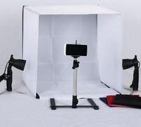 Wholesale camera backdrops online - Portable cm cm inch inch Camera Photo Studio For Camera portable bag Backdrops