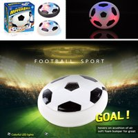 Wholesale Car Suspension Wholesale - Suspension Football Toys Children Suspension Toys Air Cushion Soccer Indoor Sports Parents Playing Toys