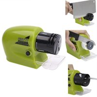 Wholesale Cordless Knives - Swifty Sharp Precision Power Sharpening Motorized Knife Shappener The Incerdible Cordless Multifunction Fast Grinding Kitchen Scissors 17052