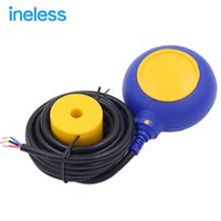 Wholesale Sensor Water Level - Wholesale- Hot Sale 2M Controller Float Switch Liquid Switches Liquid Fluid Water Level Float Switch Controller Contactor Sensor