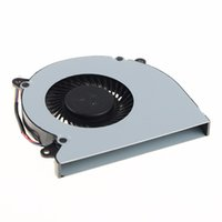 Wholesale Notebook Computers Asus - Wholesale- Notebook Computer Replacements Cpu Cooling Fans Fit For Asus N550JV N550JA N550JK N550L Laptops Replacement Cooler Fan