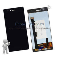 Wholesale resistive lcd touch - Wholesale- 5.0'' Full LCD DIsplay + Touch Screen Digitizer Assembly For Lenovo Vibe Shot Z90 Z90a40 Z90-7 Z90-3 ; Black ; New ; 100% Tested