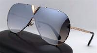 Wholesale Handmade Sunglasses - 2017 Best-selling style brand designer sunglasses for men L0898 pilots frameless frame exquisite handmade top quality sunglasses for women