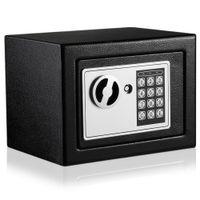 elektronisches hotel großhandel-Großhandels-Digital elektronische Safe Box Keypad Schloss Geld Schmuck Dokumente für Home Hotel Office Sicherheit Security Box
